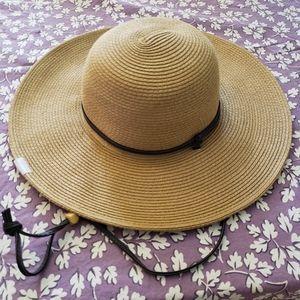 Columbia Global Wide Brim Packable Sun Hat